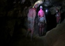 Operation Mr Clean in the Saint-Anne Cave – Opération Mr Propre à la grotte Sainte-Anne