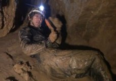 Conquista do Conduto Faísca – Caverna de Santana – PETAR